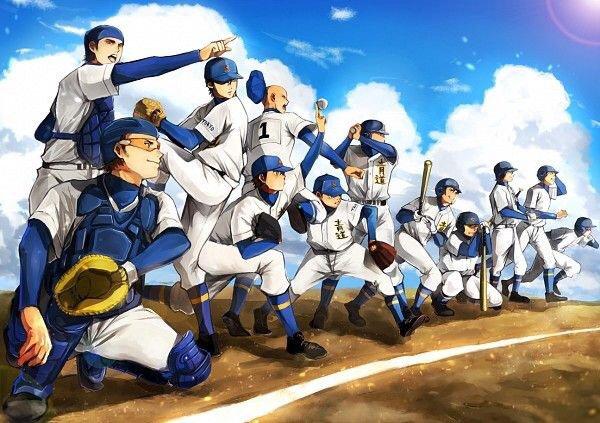 les mangas selectioner par les eagles club de baseball a angers