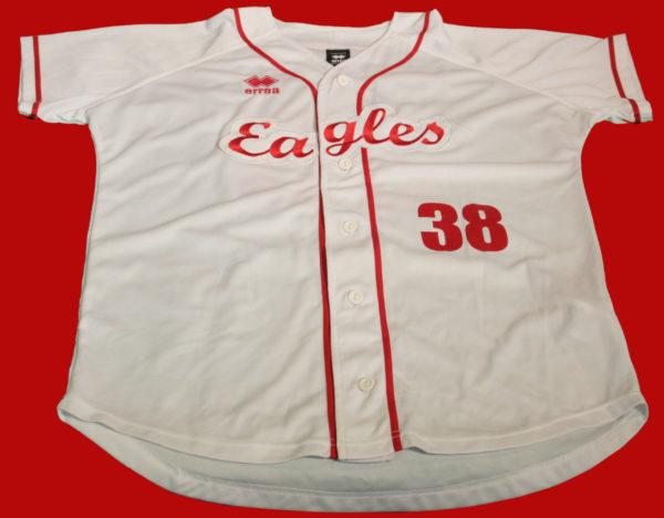 jersey des Eagles Club de baseball a angers