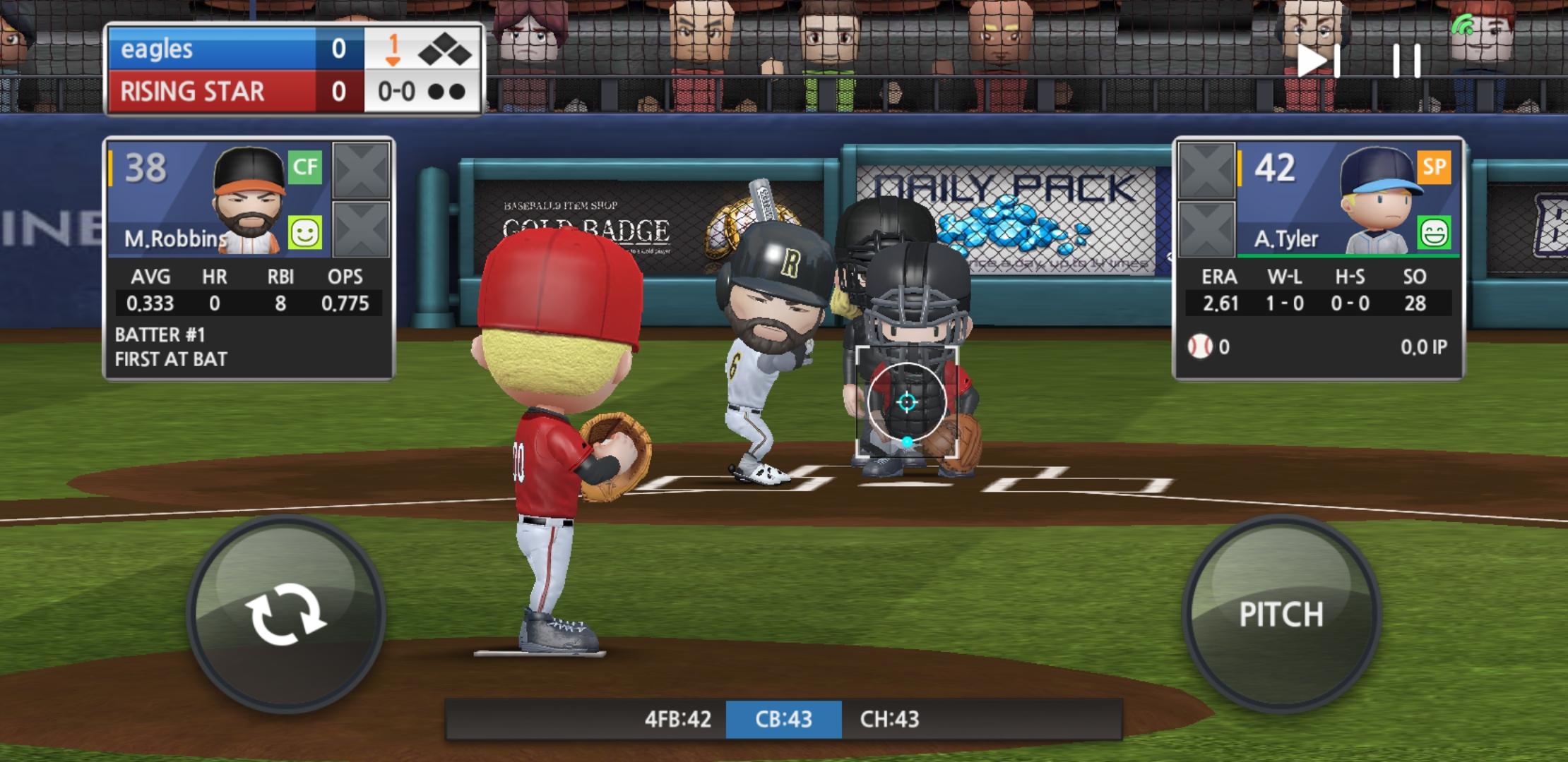 illustration de jeux de baseball en anjou